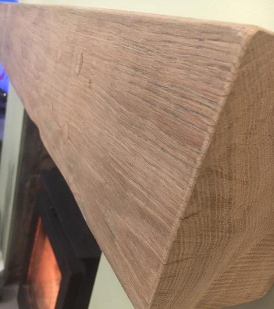 Oak mantel stockport