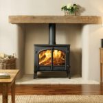log burner stove installation stockport