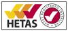 hetas registered